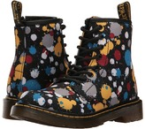 Dr. Martens Kid's Collection - Delaney Splat Lace Boot Kids Shoes