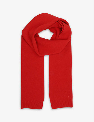 Colorful Standard Merino wool scarf
