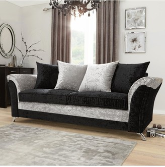 Zulu 3-Seater+ 2-SeaterFabric Sofa Set (Buy and SAVE!)