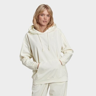 adidas Women's R.Y.V. Embroidered Hoodie