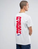 Reebok 90's Logo T-shirt In Grey Bk6574