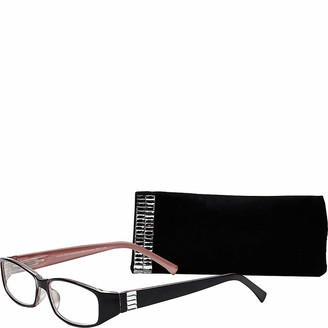 Select A Vision Select-A-Vision Women's Victoria Klein Crystals 9092 Demi Reading Glasses 27 mm