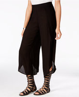 American Rag Cropped Flyaway Soft Pants, Only at Macy's