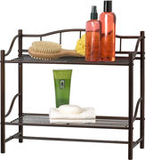 Creative Bath Creative BathTM 2-Shelf Wall Organizer