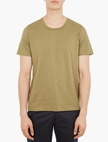 Maison Margiela Khaki Stereotypical 3 x T-Shirt Set