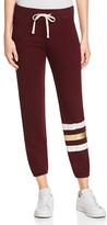 Sundry Terry Stripe Sweatpants