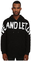 Love Moschino Live and Let Live Hoodie
