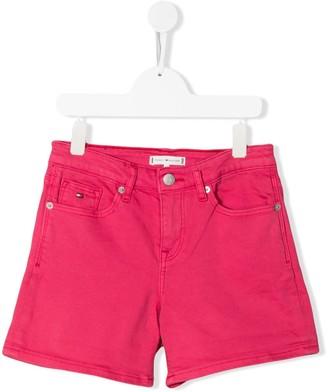 Tommy Hilfiger Junior TEEN denim shorts