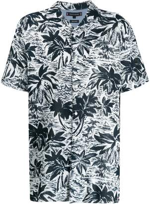 Tommy Hilfiger tropical shirt