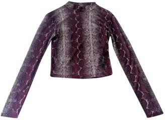 Urban Outfitters Purple Top for Women