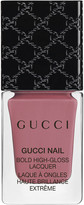 Gucci Sinful blush, Bold High-Gloss Lacquer