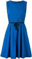 Woolrich flared pocket dress