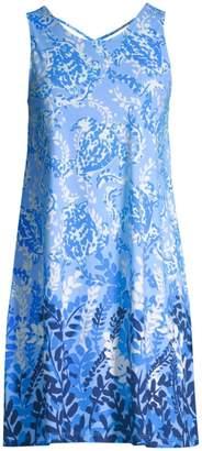 Lilly Pulitzer Kristen Sleeveless Jersey Print Swing Dress