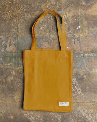 Uskees - The 4002 Small Organic Tote Bag - Yellow