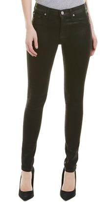 Hudson Women's Nico Midrise Super Skinny Coated Jeans