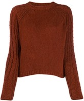 Forte Forte chunky knit sweater