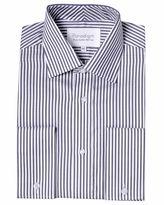 Men's Double TWO Paradigm Double Cuff 100 Cotton Non-Iron Shirt