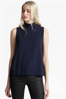 French Connection Sudan Sunray Sleeveless Top