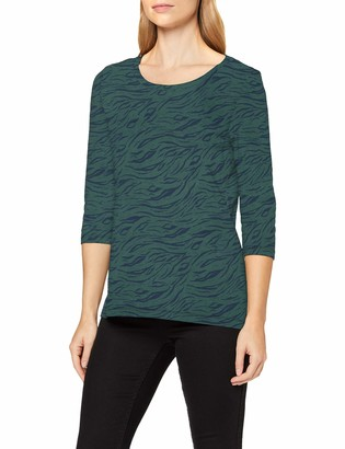 Esprit Women's 109ee1k014 Long Sleeve Top