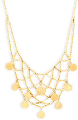 Ben-Amun Ben Amun Gold Coins Necklace