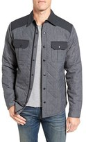 Smartwool Men's 'Summit County' Relaxed Fit Quilted Shirt Jacket