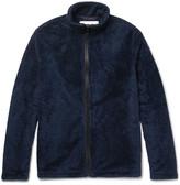Our Legacy Polar Fleece Zip-Up Sweatshirt