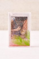 Urban Outfitters Mini Instax Palm Glitter Picture Frame