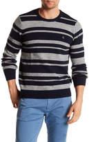 Original Penguin Striped Wool Blend Sweater