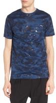 Antony Morato Men's Camo Print T-Shirt