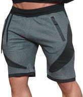 Ouber Gym Shorts Sweatshorts Bodybuilding Pants Joggers Gym Pants