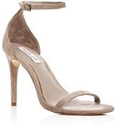 Rachel Zoe Ema Ankle Strap High Heel Sandals