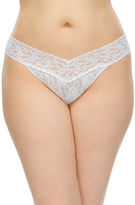Hanky Panky Plus Size Original Thong