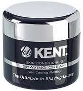Kent SCT2 Men's Shaving Cream Tub, 125ml