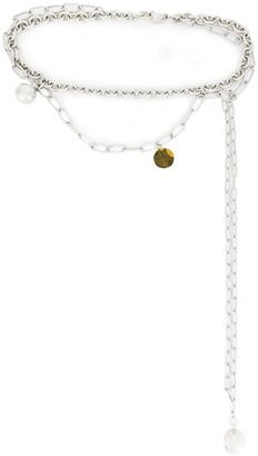 Marni Chain Link Belt