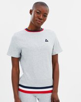 Le Coq Sportif Jolie Short Sleeve Pullover Sweater