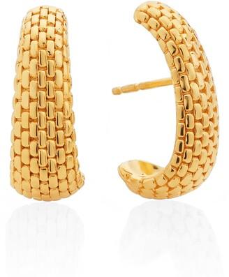 Monica Vinader x Doina Earrings