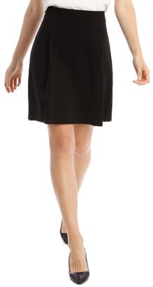 Basque Mini Work Skirt