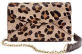 Madewell The chain minibag in calf hair