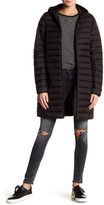 Joe Fresh Quilted Hooded Long Sleeve Jacket