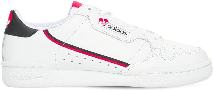 Thumbnail for your product : adidas Valentines Day Continental 80 Sneakers