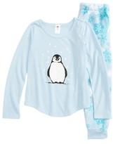 Tucker + Tate Girl's Two-Piece Pajamas