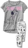 GapKids | Disney short sleeve PJ set