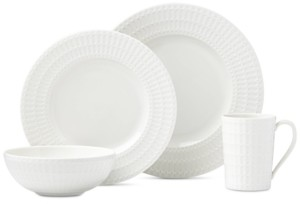 Lenox Entertain 365 Sphere Collection 4-Piece Place Setting, Created for Macy's