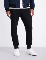 Paige Hayden Jogger stretch-cotton jogging bottoms