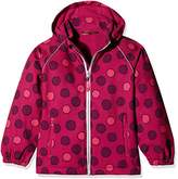 Name It Girl's Nitalfa Softshell Fuchs Dot Mz Fo Jacket