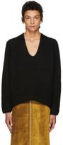 Acne Studios Black Deborah Sweater