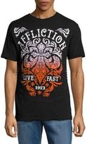 Affliction Truth Graphic Crewneck Tee