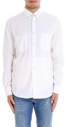 Aspesi Buttoned-Down Shirt