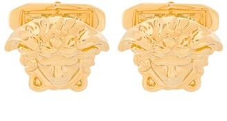 Versace Medusa head cufflinks