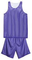 TOPTIE Mesh Basketball Jersey and Shorts, For Adult - S-2XL-L